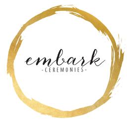 Logo For Embark Ceremonies